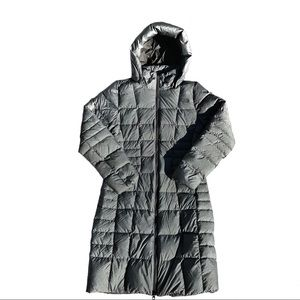 The North Face Long Hooded Women's Jacket Size S